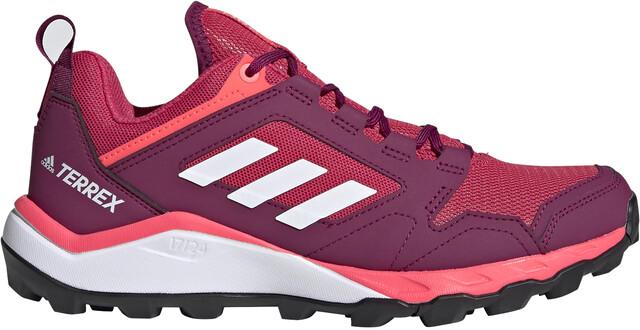 adidas TERREX Agravic TR Trailrunning Schoenen Dames, power pink/footwear  white/signal pink